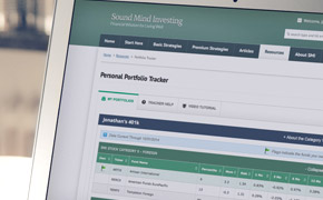 using the personal portfolio tracker to manage your retirement plan